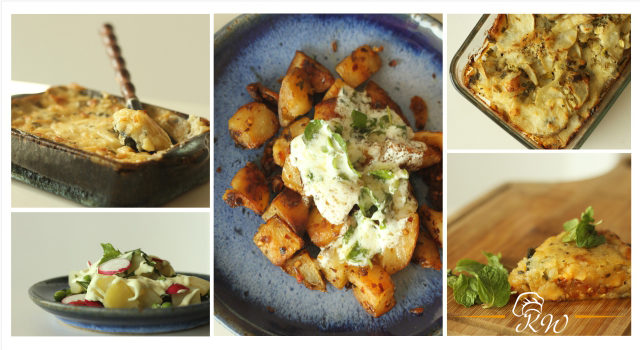Break away from predictable Indian flavours and revisit the humble potato