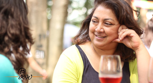 KhaanaWaana Events: Karen Anand at the Pune Farmer's Market in Mumbai