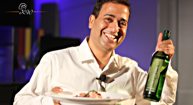 KhaanaWaana Events: Chef Michael Swamy at Nine Hills Cooking with Wine