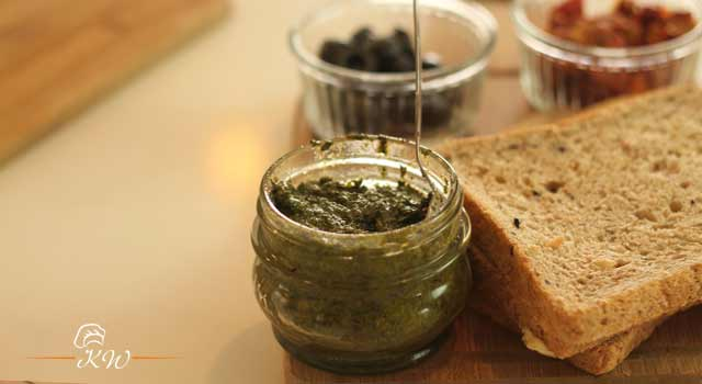 Video Recipe: Pesto Sauce