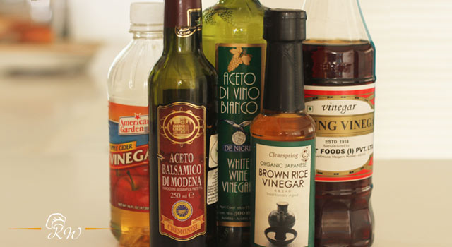 Tips: Uses of Vinegar