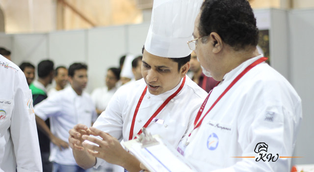 Mumbai's chefs competed to showcase the best the craft has to offer