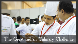 The Great Indian Culinary Challenge Organised by Food and Hospitality World